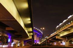 νύχτα του Πεκίνου Στοκ Εικόνες