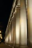 νύχτα του Σικάγου Στοκ φωτογραφίες με δικαίωμα ελεύθερης χρήσης