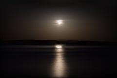 νύχτα τροπική Στοκ φωτογραφία με δικαίωμα ελεύθερης χρήσης
