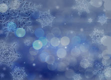 νύχτα Χριστουγέννων ανασκό Στοκ Φωτογραφίες