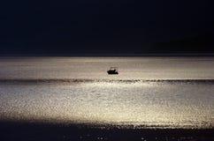 νύχτα ψαράδων Στοκ Φωτογραφίες
