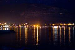Νύχτα Στοκ Εικόνες