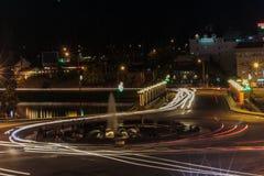 Νύχτα Dalat Στοκ εικόνα με δικαίωμα ελεύθερης χρήσης