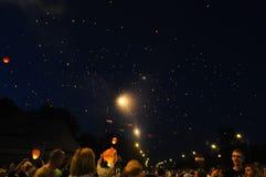 """Νύχτα Kupala σε PoznaÅ """" Στοκ φωτογραφίες με δικαίωμα ελεύθερης χρήσης"""