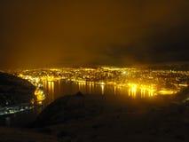 νύχτα s ST John στοκ εικόνες