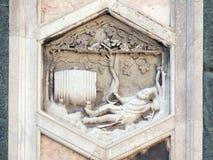 Νώε, καθεδρικός ναός της Φλωρεντίας Στοκ Εικόνα
