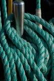 Ξάρτια ενός πλέοντας σκάφους Στοκ Εικόνες