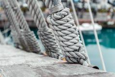 Ξάρτια σκαφών Στοκ Φωτογραφία