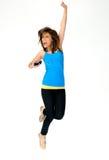 Ξένοιαστος χορευτής στοκ φωτογραφία με δικαίωμα ελεύθερης χρήσης