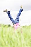 ξένοιαστο παιδί Στοκ φωτογραφίες με δικαίωμα ελεύθερης χρήσης