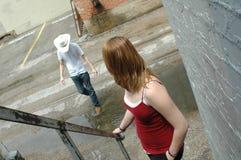 ξένος κινδύνου Στοκ φωτογραφία με δικαίωμα ελεύθερης χρήσης