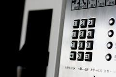 ξένο έδαφος οδηγιών κλήσης Στοκ Εικόνες