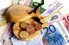 ξένο απόθεμα διαγραμμάτων νομίσματος Στοκ εικόνα με δικαίωμα ελεύθερης χρήσης