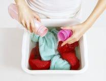 Ξέπλυμα του πλυντηρίου στοκ φωτογραφία με δικαίωμα ελεύθερης χρήσης