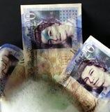 Ξέπλυμα χρημάτων Στοκ φωτογραφία με δικαίωμα ελεύθερης χρήσης