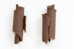 ξέσματα σοκολάτας στοκ φωτογραφία με δικαίωμα ελεύθερης χρήσης