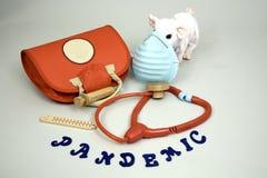 Ξέσπασμα γρίπης χοίρων Στοκ Φωτογραφίες