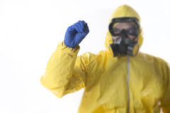 Ξέσπασμα Ebola στοκ φωτογραφία