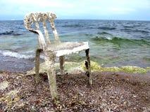 Ξέχασε την καρέκλα Στοκ φωτογραφία με δικαίωμα ελεύθερης χρήσης