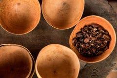 Ξήρανση πιπεριών Στοκ εικόνα με δικαίωμα ελεύθερης χρήσης