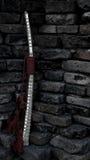 Ξίφος χαλκού Lanna Στοκ Φωτογραφίες
