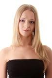 ξανθές νεολαίες γυναικώ& Στοκ Φωτογραφίες