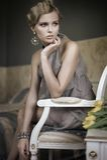 ξανθές νεολαίες ομορφιά&si Στοκ Φωτογραφίες