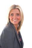 ξανθές όμορφες νεολαίες  στοκ εικόνα με δικαίωμα ελεύθερης χρήσης