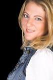 ξανθή γυναίκα Στοκ φωτογραφία με δικαίωμα ελεύθερης χρήσης
