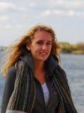 ξανθός έφηβος Στοκ φωτογραφία με δικαίωμα ελεύθερης χρήσης