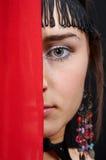 ξανθός προκλητικός Στοκ φωτογραφία με δικαίωμα ελεύθερης χρήσης