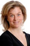 ξανθός χαριτωμένος Στοκ φωτογραφία με δικαίωμα ελεύθερης χρήσης