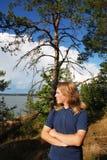 ξανθός Στοκ εικόνα με δικαίωμα ελεύθερης χρήσης
