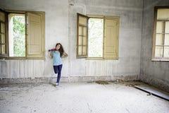 ξανθό κορίτσι προκλητικό Στοκ φωτογραφίες με δικαίωμα ελεύθερης χρήσης