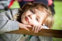 Ξανθό κορίτσι 01 Στοκ φωτογραφία με δικαίωμα ελεύθερης χρήσης