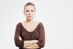 Ξανθό κορίτσι Στοκ φωτογραφίες με δικαίωμα ελεύθερης χρήσης