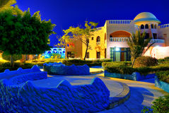 ξενοδοχείο αρχιτεκτον& στοκ φωτογραφία με δικαίωμα ελεύθερης χρήσης