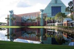 Ξενοδοχείο δελφινιών στον κόσμο Walt Disney (10) Στοκ Φωτογραφία