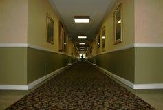ξενοδοχείο διαδρόμων στοκ φωτογραφία με δικαίωμα ελεύθερης χρήσης