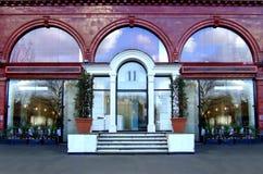 ξενοδοχείο εισόδων Στοκ Φωτογραφία