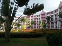 Ξενοδοχείο θερέτρου στοκ εικόνα