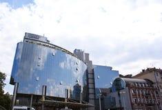 ξενοδοχείο Κίεβο σύγχρ&omic Στοκ εικόνες με δικαίωμα ελεύθερης χρήσης