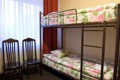 ξενοδοχείο κρεβατοκάμαρων Στοκ Εικόνα