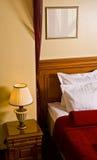ξενοδοχείο κρεβατοκάμαρων Στοκ Φωτογραφία