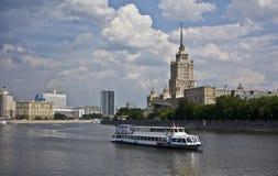 ξενοδοχείο Μόσχα στοκ εικόνα