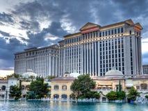 Ξενοδοχείο παλατιών Caesars Στοκ φωτογραφία με δικαίωμα ελεύθερης χρήσης