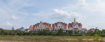Ξενοδοχείο πολυτελείας Ayodhaya, Aonang, Ταϊλάνδη Στοκ εικόνα με δικαίωμα ελεύθερης χρήσης