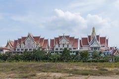 Ξενοδοχείο πολυτελείας Ayodhaya, Aonang, Ταϊλάνδη Στοκ Εικόνες