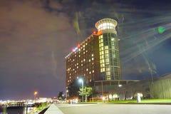 Ξενοδοχείο προκυμαιών της Βοστώνης Στοκ Φωτογραφία