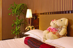 ξενοδοχείο σπορείων Στοκ φωτογραφία με δικαίωμα ελεύθερης χρήσης